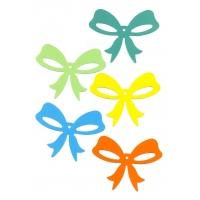 Комплект 02 разноцветни фльонги, 5 бр