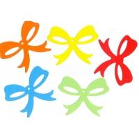 Комплект 01, разноцветни фльонги, 5 бр