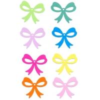 Комплект 03, разноцветни фльонги, 8 бр