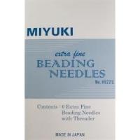 Комплект игли MIYUKI™, H522/E, 6 БР.