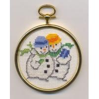 Коледна миниатюра 028
