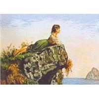 Момичето на скалата
