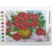 Рози във ваза, БК-5144
