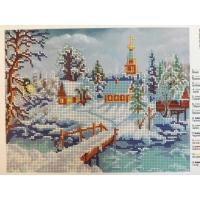 Зимен пейзаж, DANA - 2151