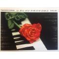 Вдъхновяваща роза, DANA - 265