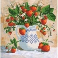 Натюрморт с ягоди