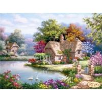 Мечтаният дом. Вилата до езерото