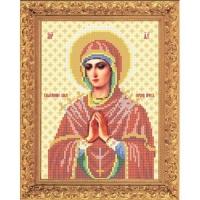 Божията майка Седемстрелна, 1