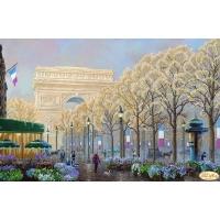 Париж през есента, ТК-037