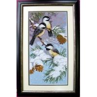 Птици през зимата
