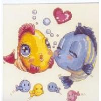 Влюбени рибки
