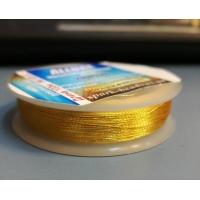 Метализиран конец Allure, жълто злато, No: 100-12