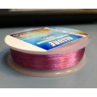 Метализиран конец Allure, лилав цвят ( фуксия ), No: 100-22
