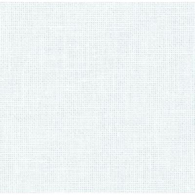 Панама Bantry, 28 ct. цвят - снежно бял, лен и памук