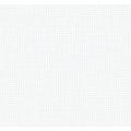 Панама Aida/22ct с цвят - снежно бяло