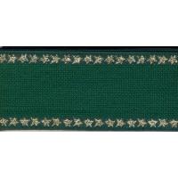 Лента, зелена, 70 мм
