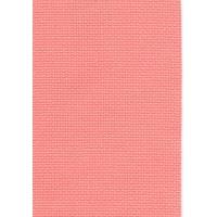 Панама Aida/14ct с цвят - корал