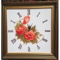 Стенен часовник 004