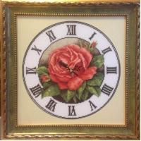 """Часовник """"Роза"""""""