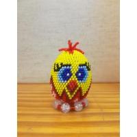 Яйце, Очички - червено
