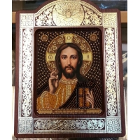 Исус Христос, с рамка